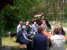 10 Jahre Wanderschutzhütte am Sennerandweg / Lönspfad