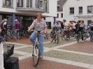 Fahrradwanderung zur Heideblüte