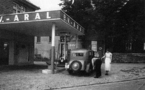 Aral - Tankstelle Wistinghausen Pivitsheider- Ecke Stukenbrockerstrasse 20120324 1772120755