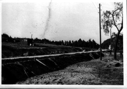Ausbau Der Waldstrasse Ca 1954 Naehe Doerenkrug 1 20120629 1439212810