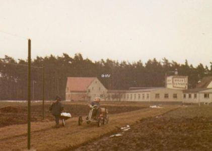 Firma Boeger Fenster Erster Standort Am Muehlenweg Mit Wohnhaus 20120324 2074439380