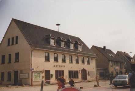 Rathaus Von Augustdorf Ca 1970 1 20120629 1776074805